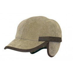 Casquette Hunting Beige ANCIENNES COLLECTIONS divers