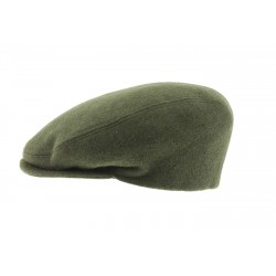 Casquette laine Boston Olive ANCIENNES COLLECTIONS divers