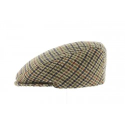 Casquette Boston carreaux Beige ANCIENNES COLLECTIONS divers