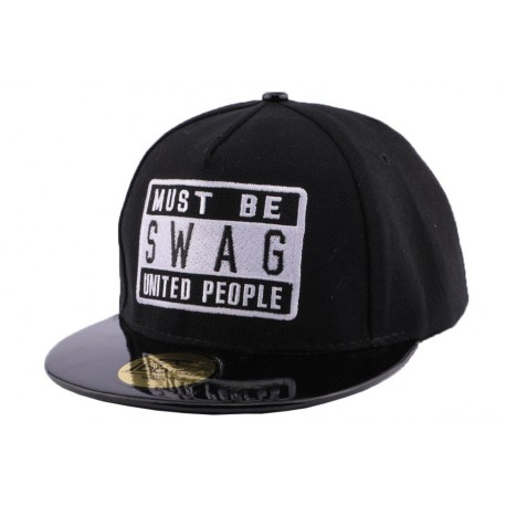 Snapback JBB Couture Must Swag Noire