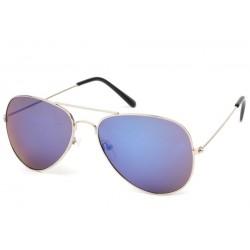 Lunettes Soleil Heartbreaker Acier et reflets Bleu LUNETTES SOLEIL Eye Wear