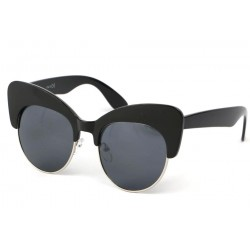 Lunettes Soleil Maryline avec monture noire LUNETTES SOLEIL Eye Wear