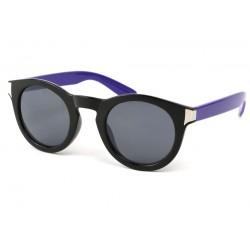 Lunettes Soleil Really avec monture noire et Violette LUNETTES SOLEIL Eye Wear