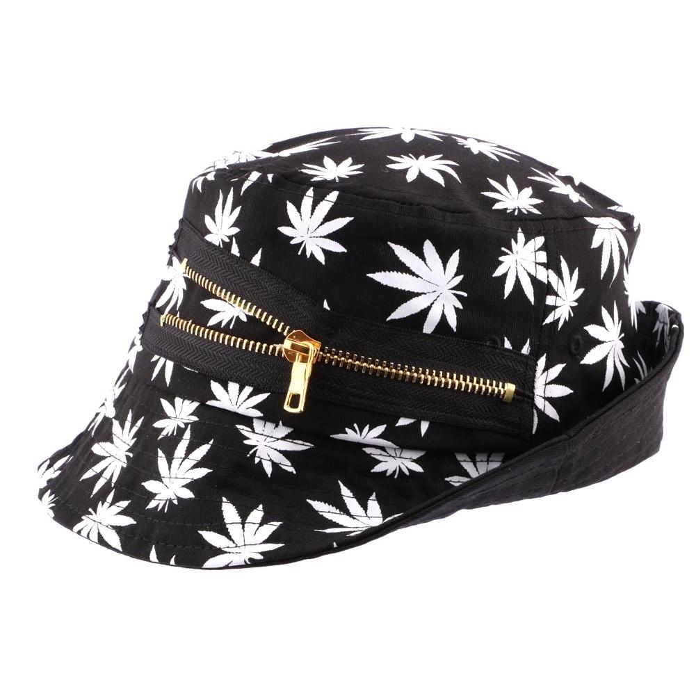 bob noir feuille blanche bob streetwear hatshowroom site headwear. Black Bedroom Furniture Sets. Home Design Ideas