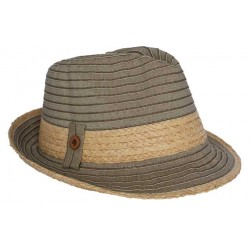 Chapeau Trilby Karsen Taupe