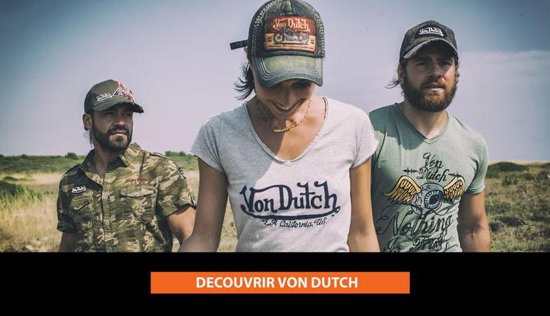 Casquette Von Dutch