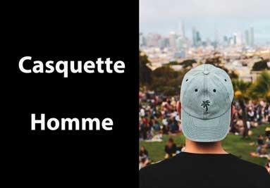 Casquette Homme